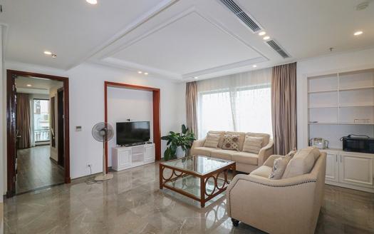 Elegant 2 bedroom apartment in Pham Hong Thai str, Truc Bach