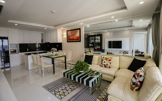 Fabulous lake view 3 bedroom apartment in Tay Ho (5)