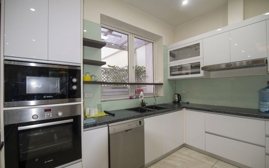 Furnished 4 beds house in Anh Dao area Vinhomes Riverside