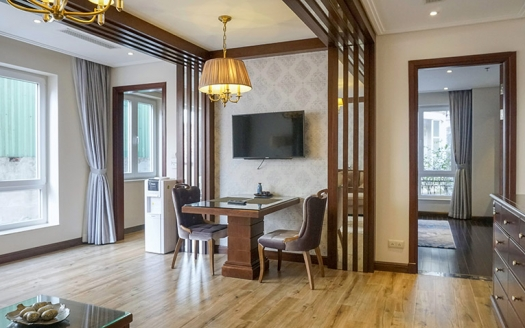 High quality 1 bedroom apartment in Hang Chuoi street, Hai Ba Trung district