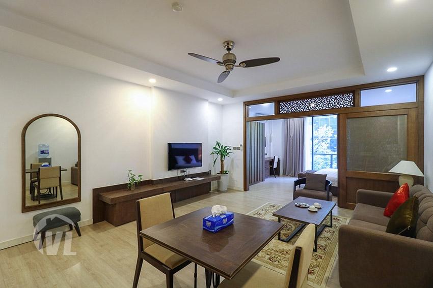 222 High standard 1 bedroom apartment in Hai Ba Trung street