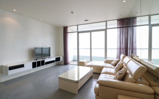 modern lake view 2 bedroom apartment Watermark for rent