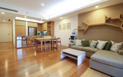 3-bed apartment in IPH