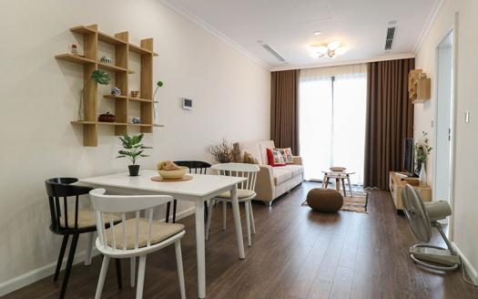 Modern 2 bedroom apartment in Sunshine Riverside