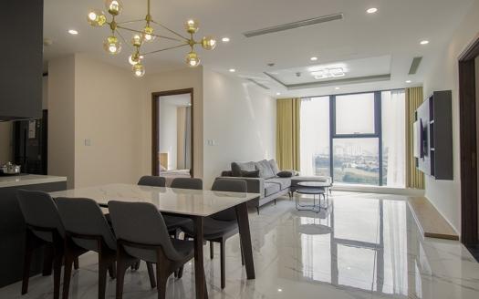 Modern 3 bedroom apartment in Sunshine City Hanoi