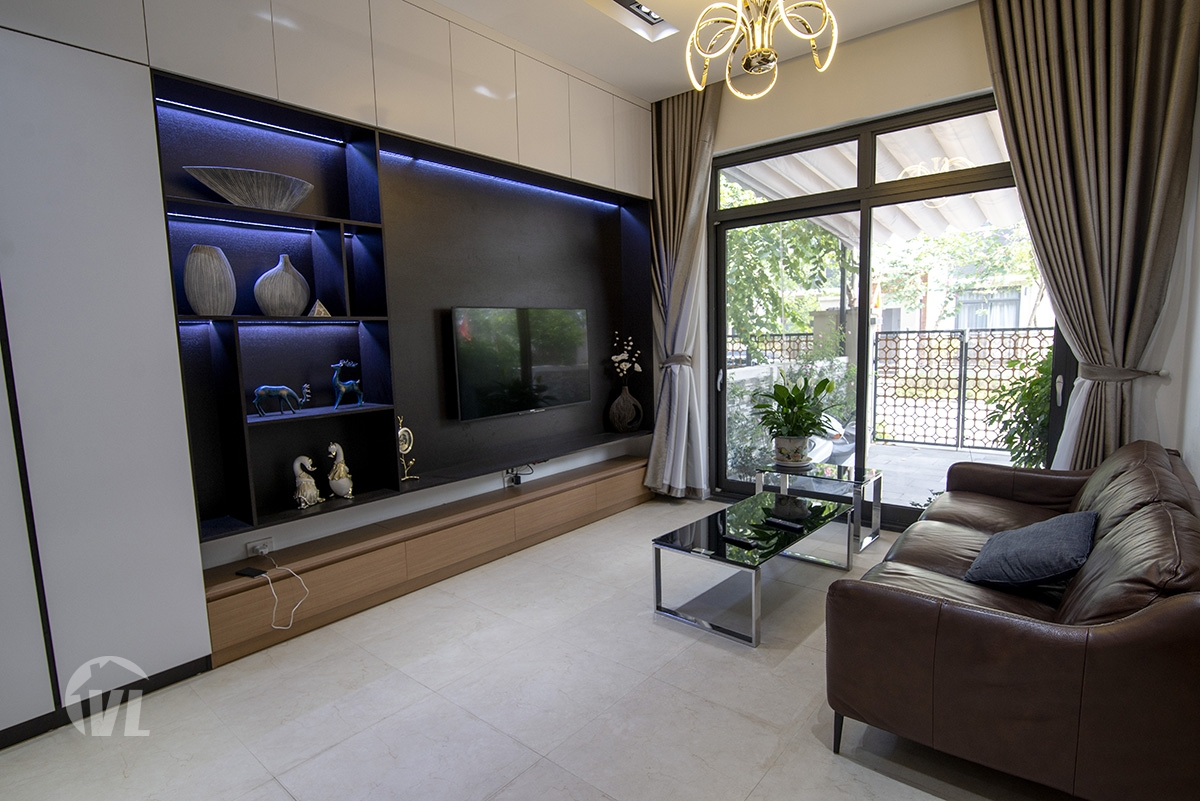 333 Modern furnished house to rent in Hanoi Starlake compound