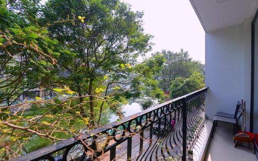 Quiet apartment in Lang Yen Phu, 2 bedrooms, 2 bathrooms