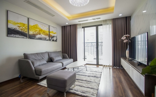 Stunning lake view 3 bedroom apartment in Tay Ho Hanoi
