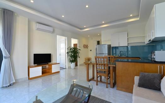 Ho Ba Mau apartment