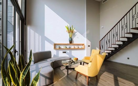 1 bedroom apartment in Pentstudio westlake Hanoi