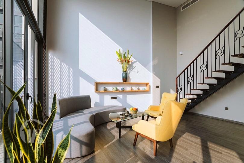 222 1 bedroom apartment in Pentstudio westlake Hanoi