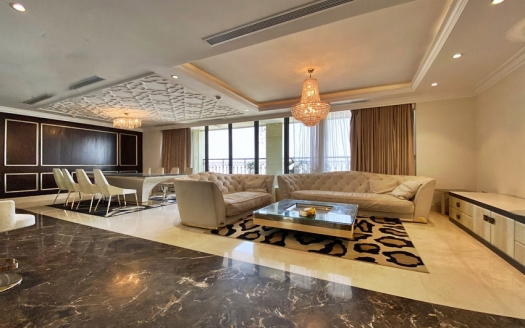 235 sq m apartment to rent in Hoang Thanh tower Hai Ba Trung district