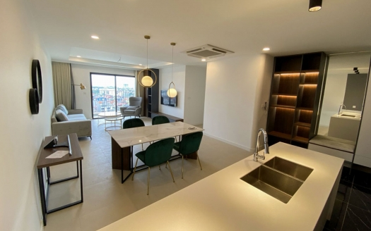 Appealing 2 bedroom apartment for rent in Kosmo Tay Ho
