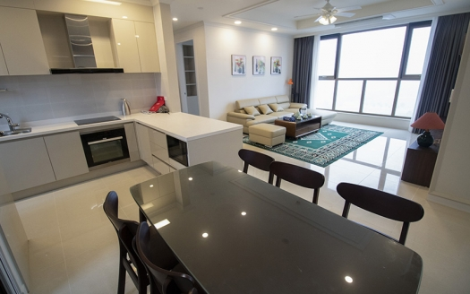 Charming 3 bedroom apartment at Starlake Tay Ho for rent