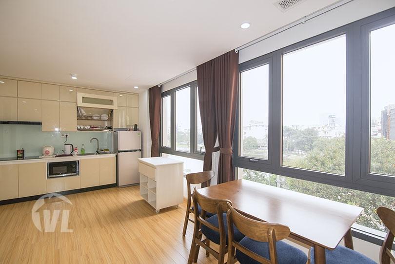 222 Dong Da apartment