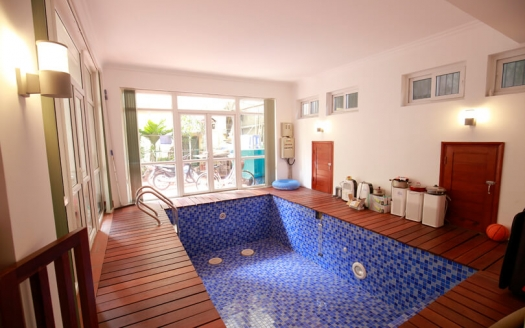 Hanoi Tay Ho house to rent swimming pool 5 beds furnished