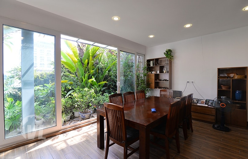 333 Hoan Kiem house for rent close to French Embassy