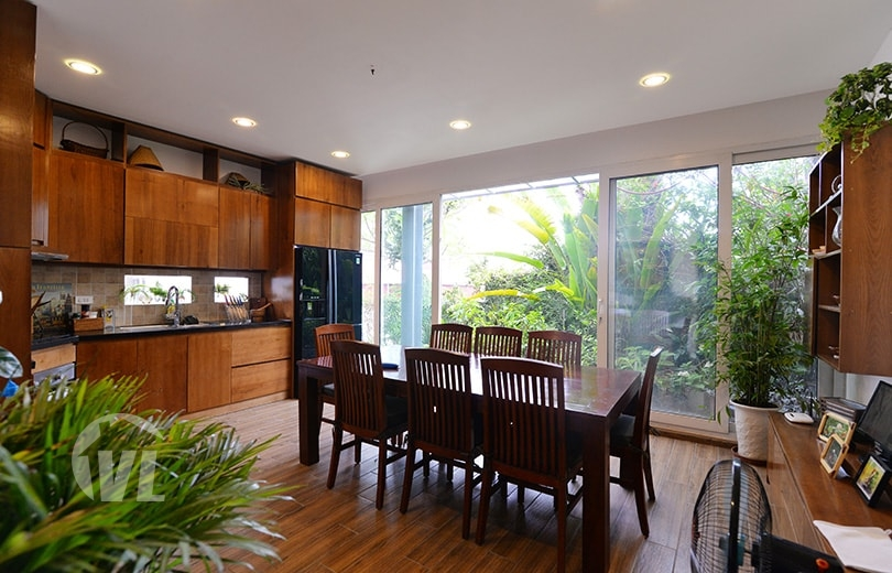 222 Hoan Kiem house for rent close to French Embassy