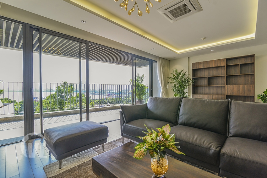 222 Lake view 3+ bedrooms in Tay Ho, spacious size and modern