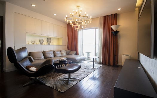 Lancaster modern furnishing 3 bedroom apartment with lake view