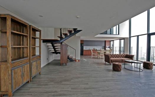 amazing view 2 bedroom apartment for rent in Pentstudio for rent