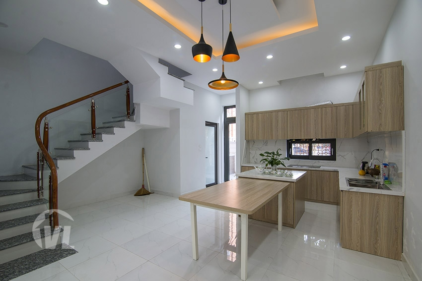 333 Minimalist style 4 bed house to rent in Vinhomes Starlake