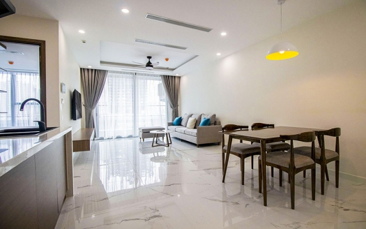 Reasonable price 2 bedroom apartment at Sunshine City