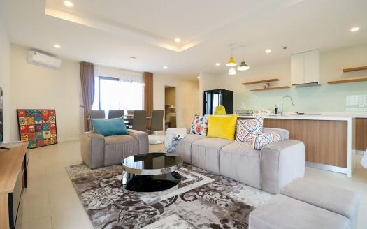 West lake view apartment at Kosmo Tay Ho 125m2
