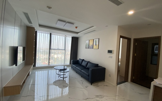 Sunshine city 2 bedroom apartment, Ciputra barand new apartment