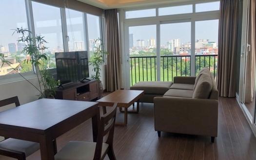Lake view To Ngoc Van apartment