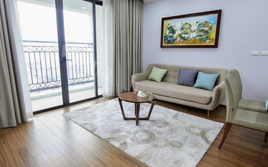Affordable price 2 bedroom apartment in Tay Ho, D'le Roi Soleil building