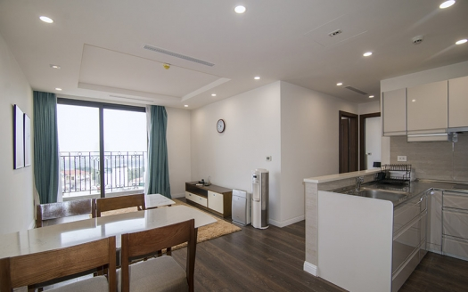 Brand-new 2 beds apartment to rent in HDI building