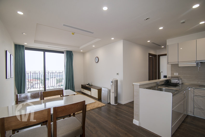 222 Brand-new 2 beds apartment to rent in HDI building