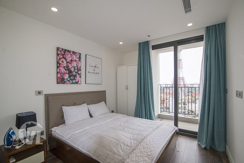 333 Brand-new 2 beds apartment to rent in HDI building