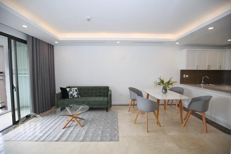 222 D'le Roi Soleil Xuan Dieu, lovely 2 bedroom apartment