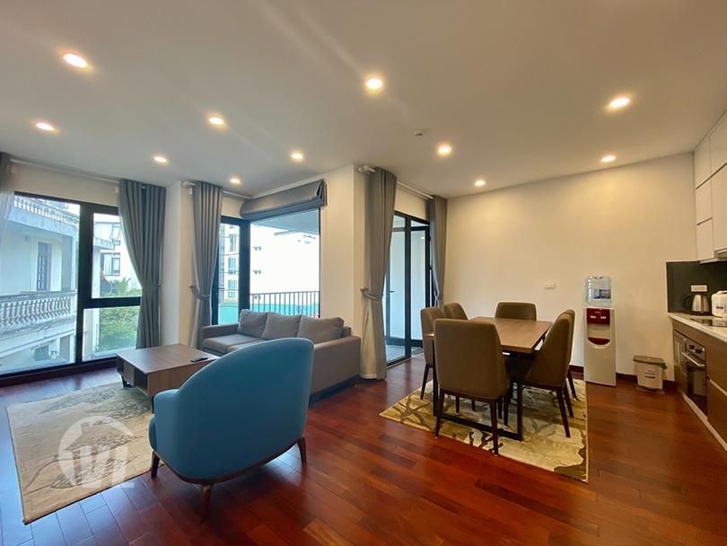 222 New apartment in Tay Ho, To Ngoc Van