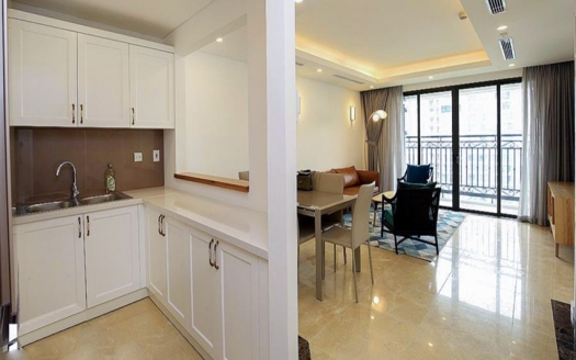 Lake view 2 bedroom apartment, Dle Roi Soleil building Tay Ho