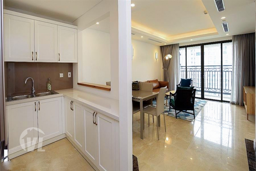 222 Lake view 2 bedroom apartment, Dle Roi Soleil building Tay Ho