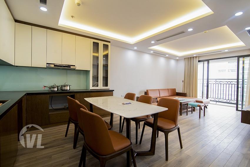 222 Lake view 3 bedroom apartment, Dle Roi Soleil Xuan Dieu