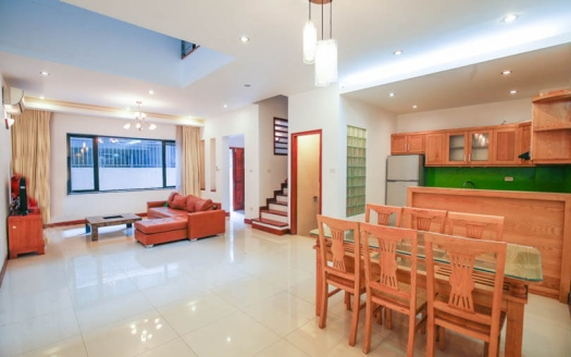 Modern furnished 4 beds 4 baths house to rent in Tay Ho district
