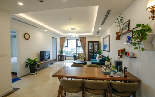 Spacious 2 bedroom apartment in Dle Roi Soleil Xuan Dieu