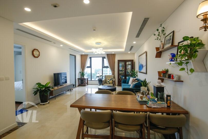 222 Spacious 2 bedroom apartment in Dle Roi Soleil Xuan Dieu