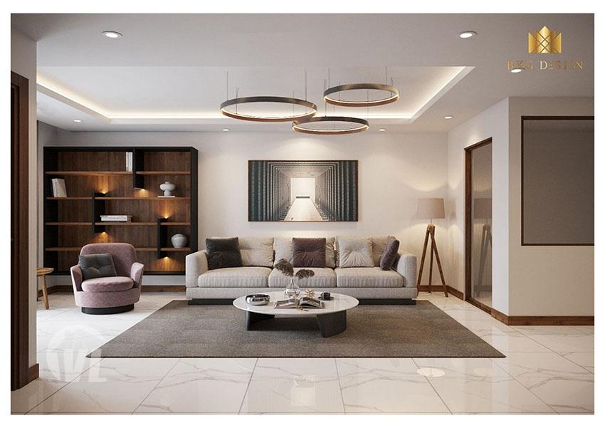 222 Brand new 2 bedrooms apartment in Hanoi Aqua Central
