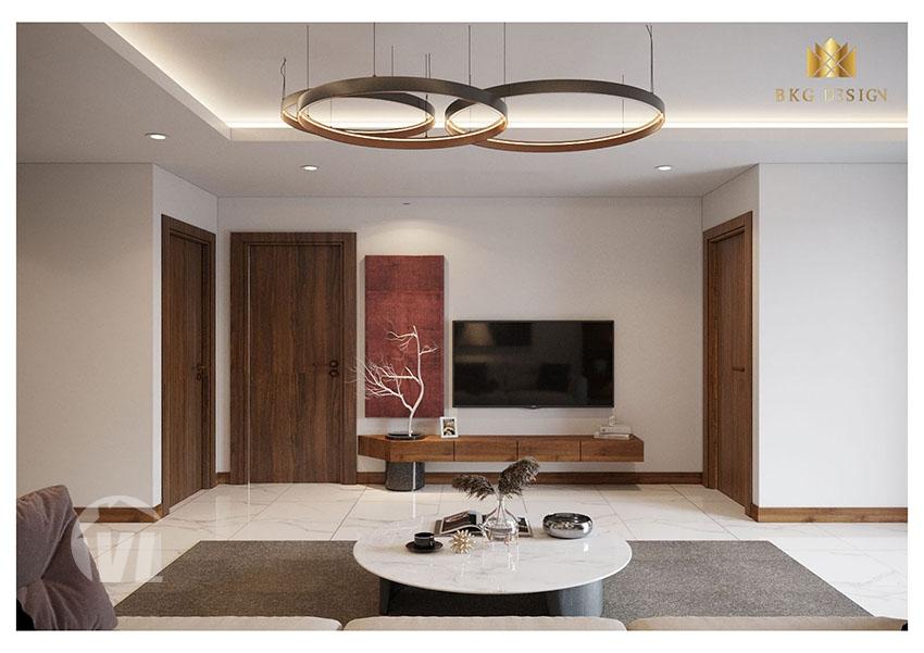 333 Brand new 2 bedrooms apartment in Hanoi Aqua Central