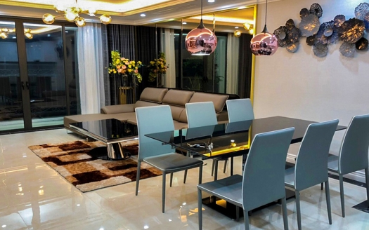 Charming 3 bedroom apartment in Dle Roi Soleil Tay Ho
