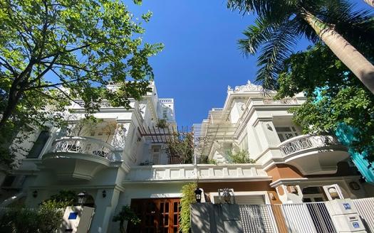 Ciputra Hanoi furnished villa 4 bedroom rental2