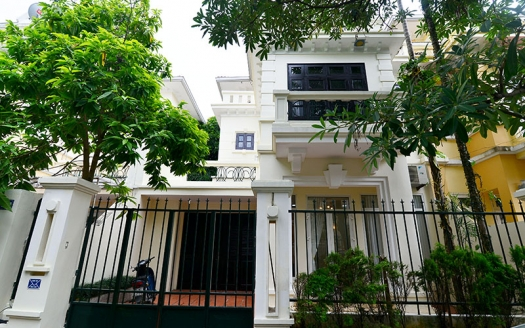 New renovated villa in D block Ciputra, walking distance to UNIS