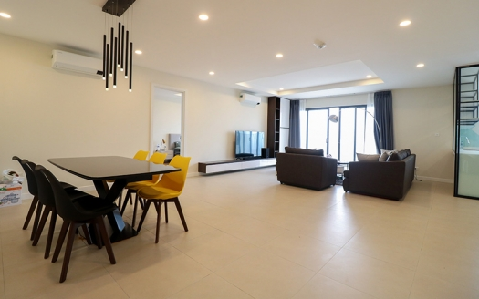 Spacious High floor Five bedroom apartment in Kosmo Tay Ho