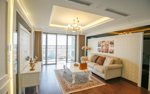 Stunning 3 bedroom apartment in Dle Roi Soleil Xuan Dieu