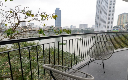 Pham Huy Thong Ba Dinh 2 bedroom apartment